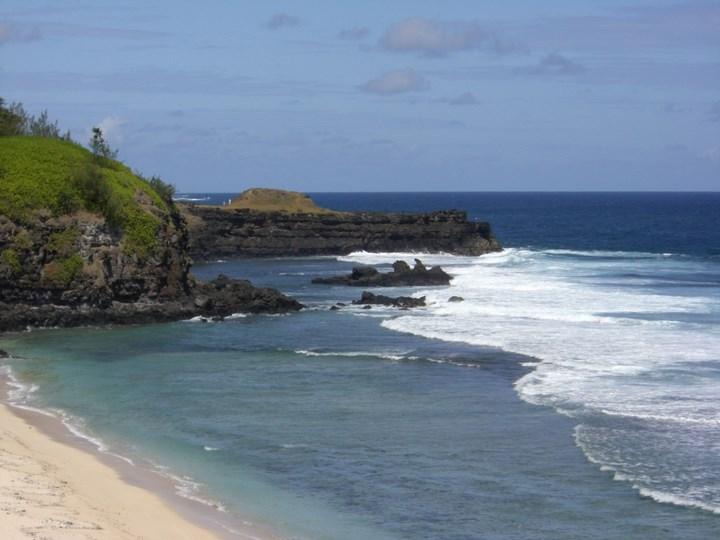 Photo la plage du Gris-Gris